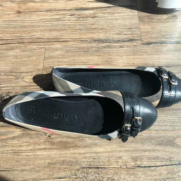 Burberry Shoes | Burberry Flat Shoes